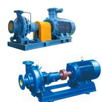 Closed Impellers Horizontal Centrifugal Chemical Resistant Pump High Efficiency for Sugar Factories for sale