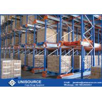Wholesale Economical FIFO Radio Shuttle Racking System 1500 Kg / Pallet For Industrial from china suppliers