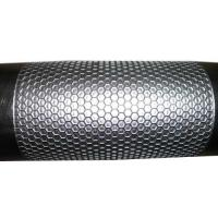 42CrMoA Steel Alloy Embossing Roller With Chrome Plating Thickness 0.03 - 0.12mm