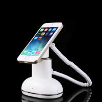 COMER cell phone Security display alarm cable locking holder, alarm and charge for sale