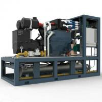 China 3 Phase Biogas Combined Heat And Power Systems 220KW 400V / 230V High Reliability for sale