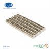 0.236 Inch * 0.157 Inch N42 Custom Neodymium Magnets Nickel Copper Nickel Coating for sale