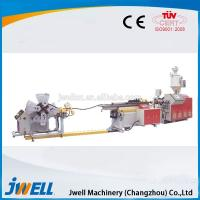 Wholesale Jwell Steel reinforced spiral pipe extrusion line from china suppliers