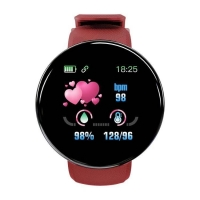 Wholesale D18 Heart Rate Monitoring HS6620D Smart Bluetooth Bracelet from china suppliers