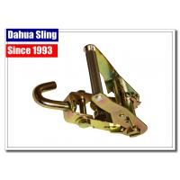 Wholesale Heavy Duty Long Ratchet Strap Handle With Swivel Hook For Small Ratchet Straps from china suppliers