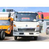 6 Wheels 3 Ton Light Duty Commercial Trucks for sale