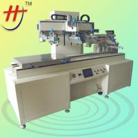 Wholesale Large Format Full Automatic Multi-Color Screen Printing Machinery for Flatbed Plastic Board with Vaccum System 500*700cm from china suppliers