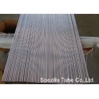 Wholesale ASME SA789 SA790 Duplex Stainless Steel Round Tube UNS S32205 / S31803 from china suppliers
