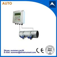 Wholesale wall mounted Ultrasonic Flowmeter/ ultrasonic transducer flow meter from china suppliers