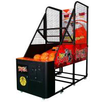Wholesale Indoor Commercial Street Basketball Shooting Game Machine Coin Operated from china suppliers
