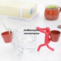 Ecoey desktop planting, Iron Man silicone furnishing articles