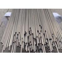 Wholesale ASTM B861 15mm 19mm Grade 9 Titanium Alloy Tube Extruding Processing Grade Gr9 from china suppliers
