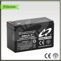Wholesale Best  Ups Rechargeable Sealed Lead Acid Battery 12v 7ah from china suppliers