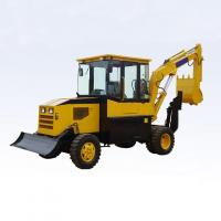 Wholesale JHL65 Long Beam Wheel Wheeled Excavator from china suppliers