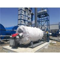 Wholesale Low Consumption Fuel Gas Fired Steam Boiler Efficiency , Small Gas Boiler 1000Kg Running from china suppliers
