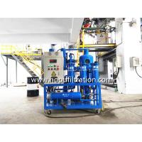 Wholesale Vacuum Transformer Oil Cleaning Rig, Mineral Dielectric Oil Dehydration System, waste oil management machine, disposal from china suppliers