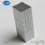 Wholesale Cylinder Neodymium Magnets Motor Machine N40 Nickel Coated Neodymium Rod Magnet from china suppliers
