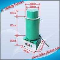 Wholesale Electric Graphite Crucible Metal Melting Furnace / Jewelry Melting Furnace with High Effic from china suppliers