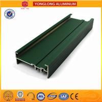 Wholesale Powder Coated 6005 6005A Aluminum Alloy Profiles / Heat Transfer Plates from china suppliers