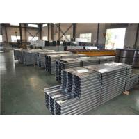 China Lipped Metal C Purlins for Metal Roof , Galvanized Steel Purlins C Section on sale