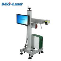 Wholesale 100,000 Hours Working Flying Laser Marking Machine Customized Engraver from china suppliers