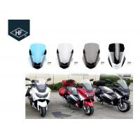 Quality ABS Motorcycle Windshields For Yamaha Nmax125 Nmax155 Windscreen Deflector for sale