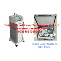 China No Pain 810nm Diode Laser Hair Removal Equipment  For Beauty Salon / Clinic / Hospital on sale