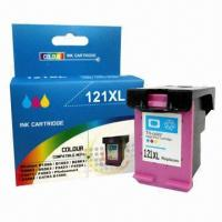 China Refillable Inkjet Cartridges, Suitable for HP Color Copier, DeskJet, Officejet and PhotoSmart Series on sale