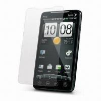 Wholesale Anti-glare Protector, Suitable for HTC EVO 4G, Dust-resistant Quick and Easy to Install from china suppliers
