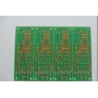 Wholesale 0.2mm - 3.20m Single Sided PCB Board, Immersion Gold Printed Circuit Boards from china suppliers
