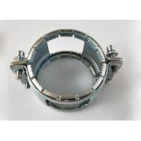 China Galvanised Steel No Hub Coupling Couplings Grip Collar Type G Pipe Cover for sale