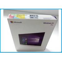 Wholesale Single User Software License Key Win 10 Pro OEM Italian Version 64 Bit Package from china suppliers