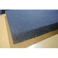 China Shooting Gallery Rubber Flooring Sheet Roll , 12mm Heavy Duty Rubber Matting Roll on sale