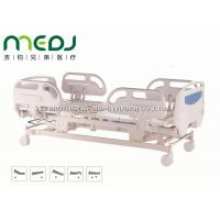 Wholesale Electric ICU Hospital Bed Healthcare MJSD04-04 ABS Guardrail With 5 Functions from china suppliers