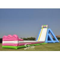 Wholesale 10m High Giant Inflatable Hippo Water Slide For Adult From China Inflatable Manufacturer from china suppliers