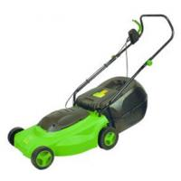 Wholesale 32cm 1000w Household Motorized Lawn Mower Long Working Time Increase Fertility from china suppliers