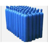 High Capacity 40L Oxygen Industrial Gas Cylinder WMA219-40-15