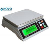 Wholesale Portable Shop Commercial Weight Scale , Accurate Weight Scale With Back Light from china suppliers