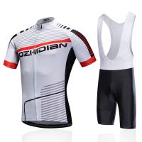 Wholesale No Fading Sports Team Cycling Jerseys, Cycling Clothing KitsEasy To Wash from china suppliers