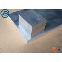 Light Weight Magnesium Alloy Plate AZ91AZ31B Magnesium Plate High Strength