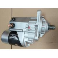 Wholesale 1-81100-141-1 High Quality Excavator Starter Motor 6BG1 Excavator Replacement Parts For Digger from china suppliers