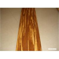 Wholesale Tiger Grain Strand Eco Friendly Bamboo Flooring 960 * 96 * 15 mm from china suppliers