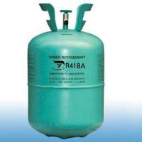 Quality R418A Refrigerant Gas for sale