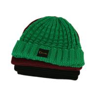 Wholesale Popular unisex warm all colors customize woven label winter knitted boonies hats from china suppliers