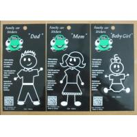 Wholesale Family Car Sticker from china suppliers