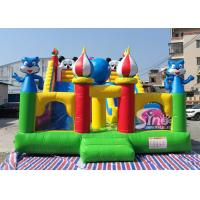 Buy cheap commercial grade backyard gaint inflatable dry slide for kids fun from from wholesalers