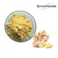 China Herbal Extract Natural Ginger Root Extract Powder Food Grade Anti Oxidant for sale