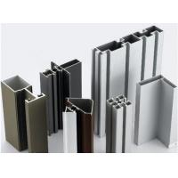 China Anodized Aluminium Extrusion Profile / With Cutting / Drilling / CNC Machining on sale