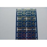 Wholesale Blue Double Layer Fr4 PCB, Multilayer 2 Layer PCB Board For Medical Devices from china suppliers