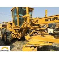 Wholesale 14G Model Used Motor Graders Caterpillar CAT 14 Grader With 50.6 Km/H Max Speed from china suppliers